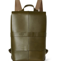 Brooks England - Piccadilly Leather Backpack | MR PORTER