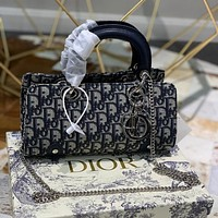 DIOR Oblique Handbags Tote bag