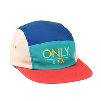 ONLY NY   STORE   Hats   Only USA 5-Panel