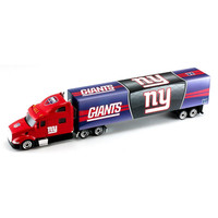 2012 Tractor Trailer 1:80 Scale Diecast - New York Giants