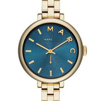 Marc by Marc Jacobs Watches Women's Sally Watch, 36mm - Gold