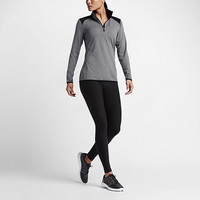 The Nike Birdie Half-Zip 2.0 Women's Golf Top.