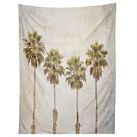 Shannon Clark Palm Paradise Tapestry
