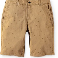 Empyre Sophomore Diamond Print Chino Shorts