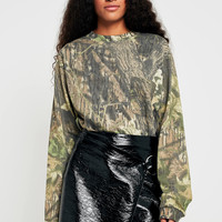 Urban Renewal Vintage Surplus Camo Long Sleeve T-Shirt | Urban Outfitters