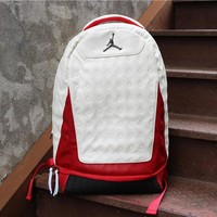 Air Jordan AJ13 handbag & Bags fashion bags Sports backpack  056