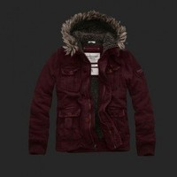 Abercrombie and Fitch Mens Coats 014