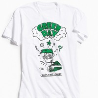 Green Day Basket Case Tee | Urban Outfitters
