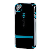 Speck Products Candyshell Flip Case For iPhone 44S BlackPeacock by Office Depot & OfficeMax
