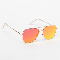 Quay Running Riot Aviator Sunglasses at PacSun.com