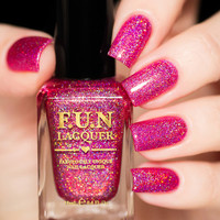 FUN Lacquer Cosmopolitan Nail Polish (Midnight In Manhattan Collection)