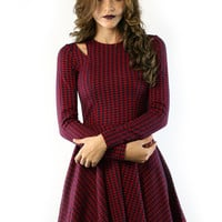 Lucca Couture Skater Dress