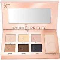 Naturally Pretty Essentials Matte Luxe Transforming Eye Shadow Palette