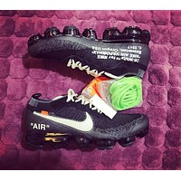 Off White X Nike Air Vapor Max OW AA3831-001