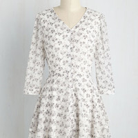 Lend Me Your Tiers Dress | Mod Retro Vintage Dresses | ModCloth.com