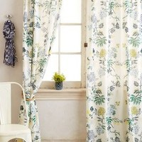 Kalei Curtain by Anthropologie