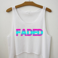 FADED - Hipster Tops