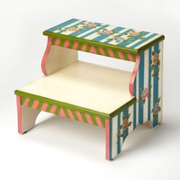 Butler Melrose Alice In Wonderland Step Stool