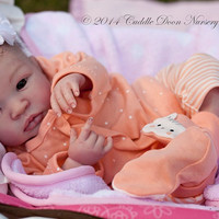 Beautiful Custom Made to order reborn**You choose Bountiful Baby kit and details**Deposit only