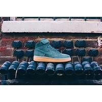 Nike Air Force 1 High '07 LV8 Suede ¡°Vintage Green Gum¡± AA1118-300