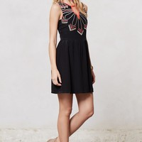 Embroidered Loire Dress