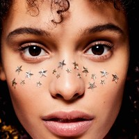 Free People Star Face Gems