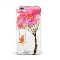 Summer Swing iPhone 6/6s or 6/6s Plus INK-Fuzed Case