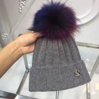 YSL Women Beanies Knit Winter Hat Cap