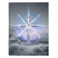 Life's Roughest Storms • Refuse To Sink Notebook
