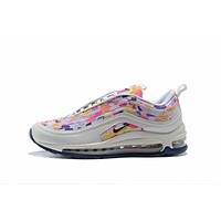 Nike Air Max 97 Air Cushion Gym Shoes-24