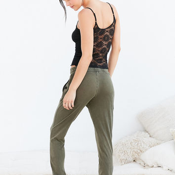 Out From Under Jersey Jogger Pant | Urban Outfitters