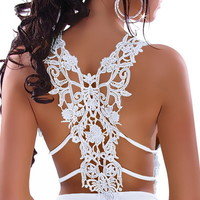 Sexy lace T-shirt from Eternal