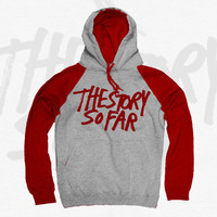 The Story so Far - Logo Athletic Hoodie (Red)