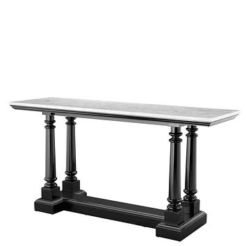 White Marble Console Table | Eichholtz Walford
