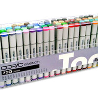 Copic Sketch Marker Sets -