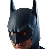 Rubie's Costume Co Men's Batman Begins Adult Batman Mask, Black, One Size