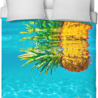 Pinapple Bed Sheet
