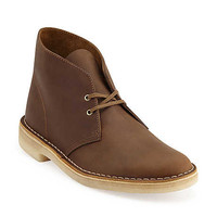 Desert Boot-Men in Beeswax Leather - Mens Boots from Clarks