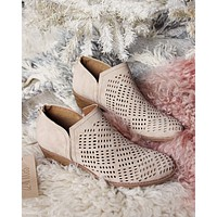 Austin Booties in Stone