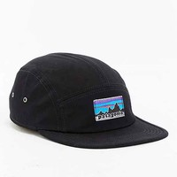 Patagonia Retro Fitz Roy Label 5-Panel Baseball Hat