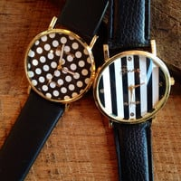 Classic Prints Watch