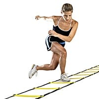 Agility Ladder for Football Speed Training Tools
