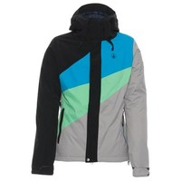Volcom Slogan Insulated Snowboard Jacket - Womens 2014