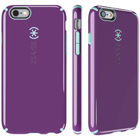SPECK 73424-C256 iPhone(R) 6/6s Candyshell(R) Case (Acai Purple/Aloe Green)