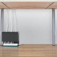 Plug Hub Desk Power Cable Organizer | Quirky Products