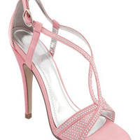 """Wedding shoes Pink with 3"""" heels (Style 200-57)"""