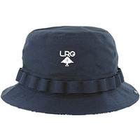 LRG Men's Research Collection Reverse Bucket Hat, Navy, Large/X-Large
