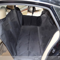 Luxurious Pet Car Seat Pad-Color Black