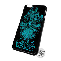 Star Wars Millenium Falcon Cell Phones Cases For iPhone, iPad, iPod, Samsung Galaxy, Note, Htc, Blackberry