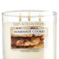 3-Wick Candles: 2 for $22  - Home & Candles - Bath & Body Works